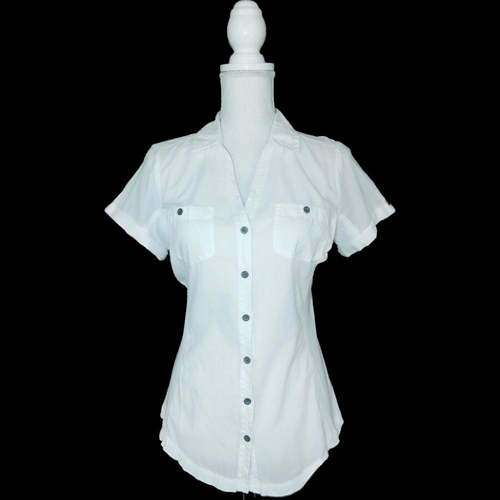 ORSAY fehér ing (S/36)