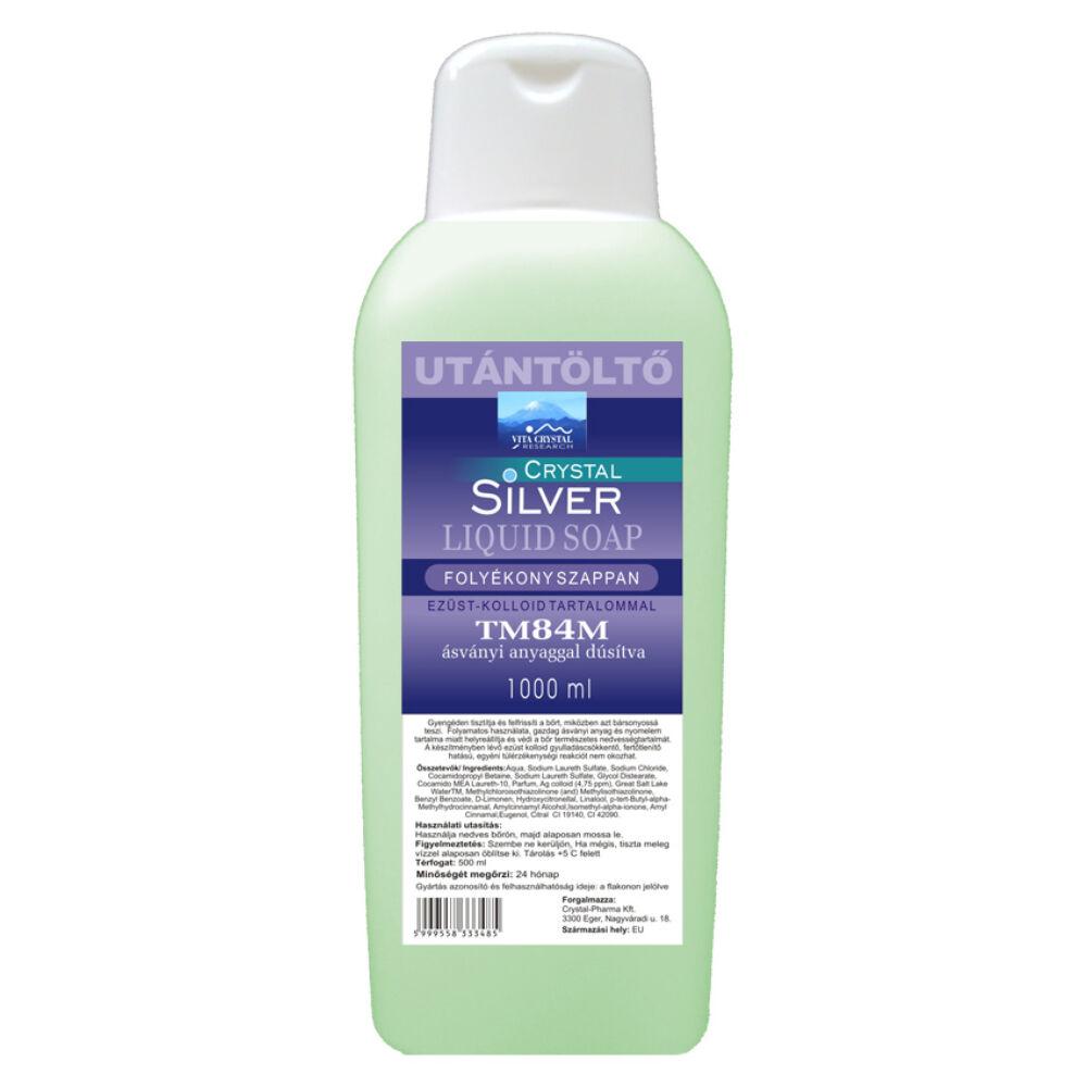 Silver Folyékony szappan utántöltő 1000ml