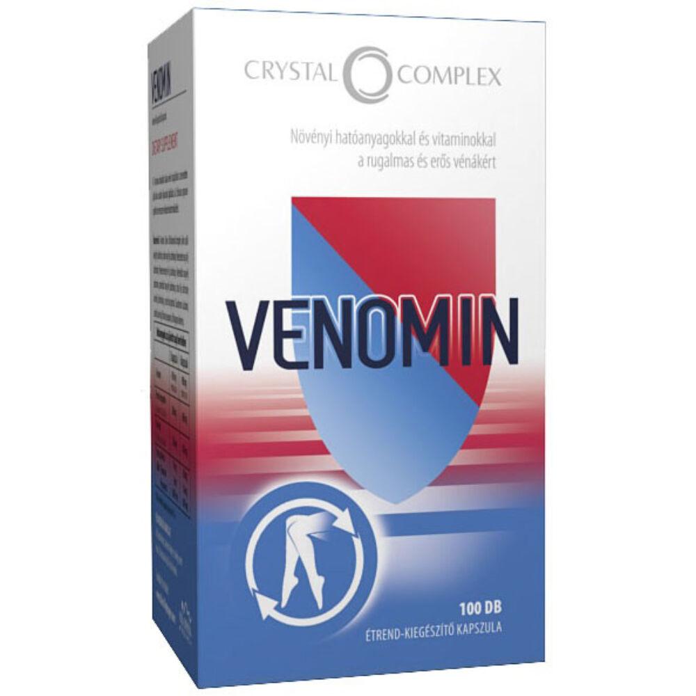 Crystal Complex Venomin kapszula 100 db