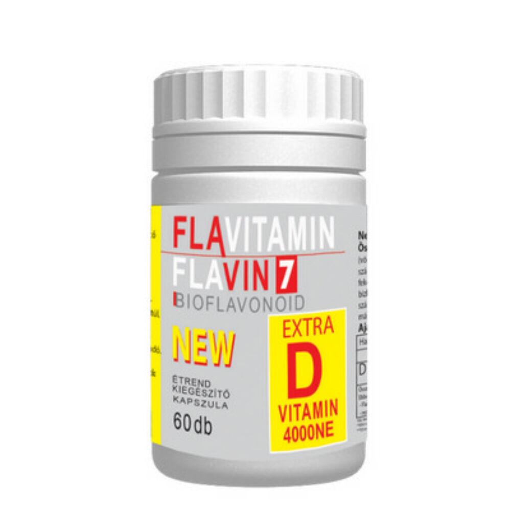 Flavitamin D 60 db