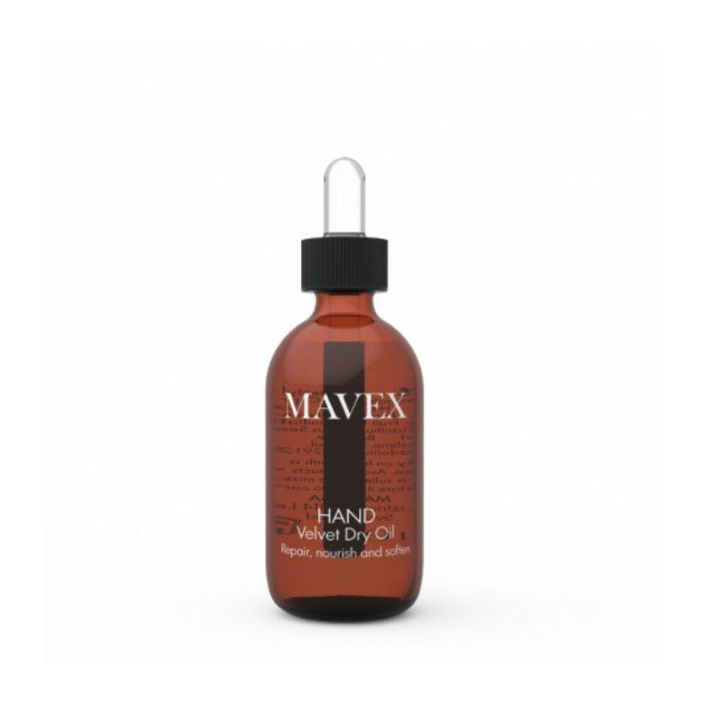 Hand velvet dry oil