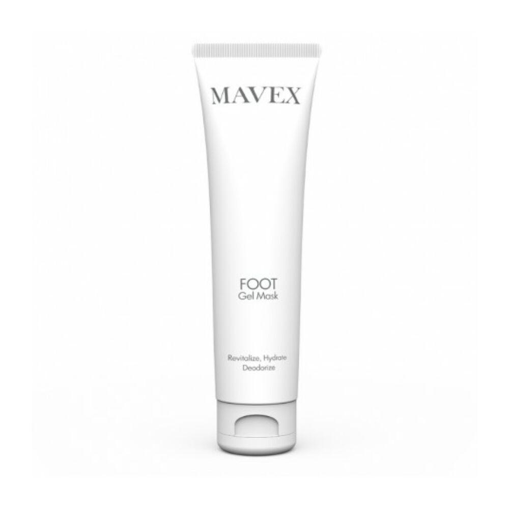 Foot gel mask 100 ml