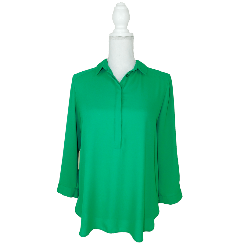 DOROTHY PERKINS zöld blúz (S/36)