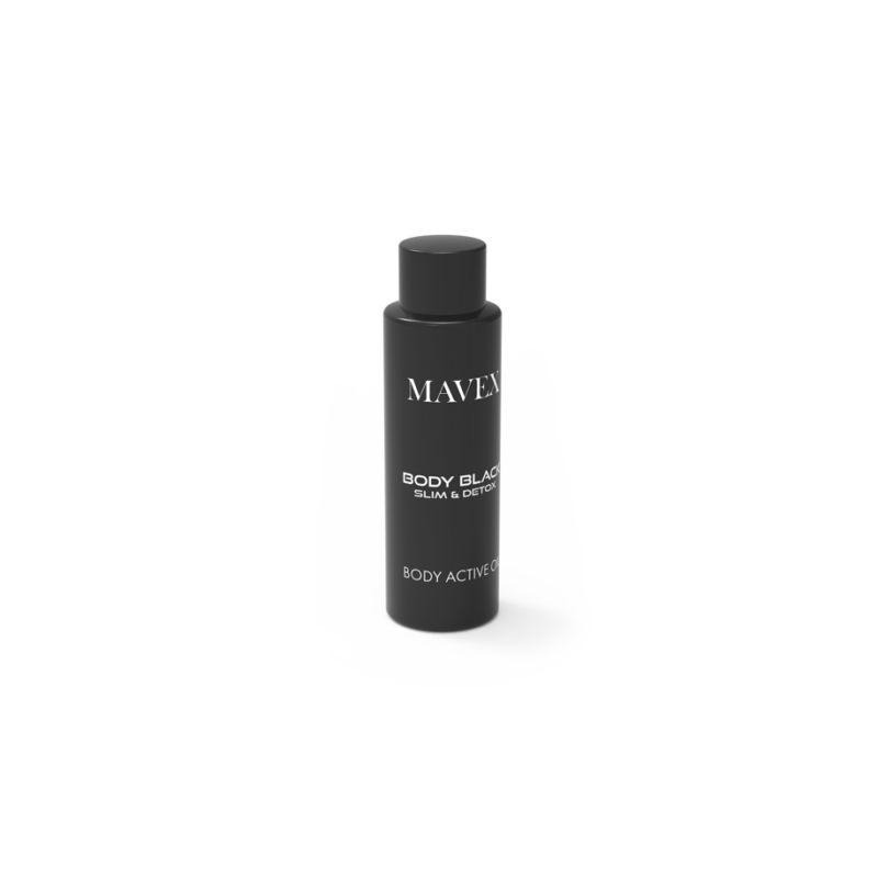 Body Black Active Oil 100 ml